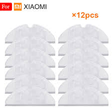 Dry Wet Mop <b>Cleaner</b> Cloth <b>Accessories</b> For XiaoMi Mijia 1/2 ...
