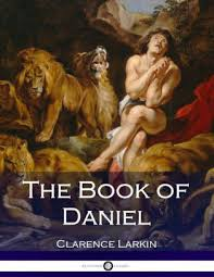 The Book Of Daniel Illustrated Paperback