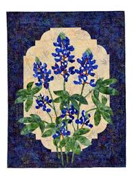 11 best Products we Offer - Laser Cut applique! images on ... & Blue Bonnet quilt pattern Texas State Flower. (I Think. Adamdwight.com