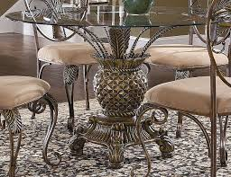 shabby chic shabby chic round kitchen table beautiful dining room an amazing metal round glass top