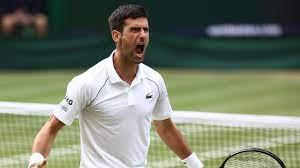 Wimbledon 2021, Novak Djokovic vs ...