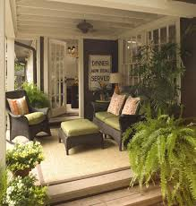 covered porch furniture. a gorgeous covered porch love the furniture