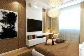 bedroom tv ideas the most 7 for hiding a tv in contemporist intended
