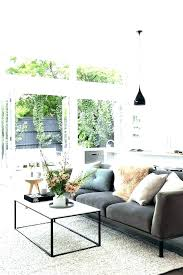 charcoal grey couch decorating living and family rooms contemporary