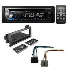 pioneer aftermarket car radio stereo cd player dash install pioneer aftermarket car radio stereo cd player dash install mounting kit stereo wire harness for