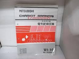 mitsubishi chariot wiring diagram mitsubishi database mitsubishi chariot grandis electrical wiring diagram compilation