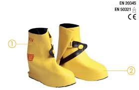 Insulating Boots Dielectric Boots Electrical Safety Shoe