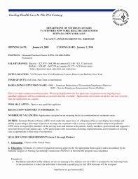 Registered Practical Nurse Resume Sample Template Lpn Resume