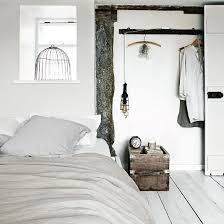 bedroom modern white. Minimal White Bedroom With Walls And Floorboards Modern