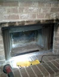 Swede Chimney Sweep  Prefab FireplaceFireplace Refractory Panels