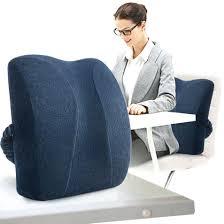 office nap pillow. Noyoke Office Nap Rest Memory Foam Seat Cushion Chair Back Cushion41lx34wx11h Power Pillow