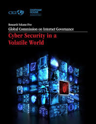 Cyber Security in a Volatile World by Centre for International ...