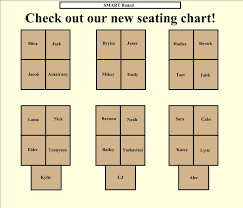 Image result for student seating groups of 5