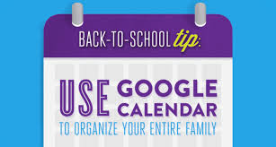 Make A School Timetable Online Free Back To School Tip Use Google Calendar To Organize Your Entire