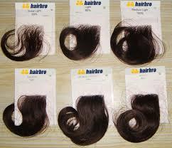 Hair Density Ordering Guide