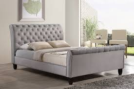 Padded Headboard King Tufted Size Canada Upholstered Frame Bedrooms