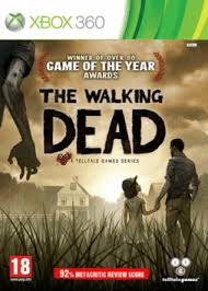 The Walking Dead GOTY RGH Xbox 360 Español [Mega+]