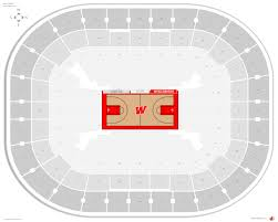 University Of Wisconsin Kohl Center Seating Chart Kohl Center Wisconsin Seating Guide Rateyourseats Com
