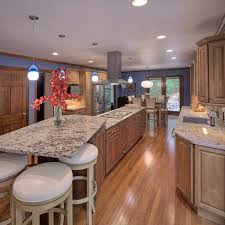 Bianco Antico Granite Kitchen Surface Attraction Countertops Callen Construction