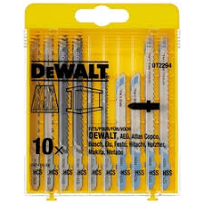 <b>Пилки</b> и <b>наборы</b> для электролобзиков DeWALT: купить в ...