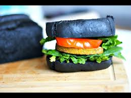 Black Charcoal Bread Hokkaido Milk Bread Vegan Youtube