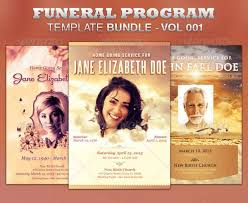 10+ Funeral Flyer Templates - Printable - Psd, Ai, Vector Eps Format ...