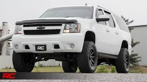 2007-2013 Chevrolet Suburban and GMC Yukon XL 7-inch Suspension Lift Kit by Rough Country