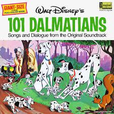 101 dalmatians book cover disneylandrecords 3934 walt disney s 101 dalmatians of 101 dalmatians book cover