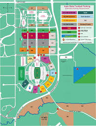 Isu Stadium Seating Chart 55 Proper Isu Jack Trice Stadium Seating Chart