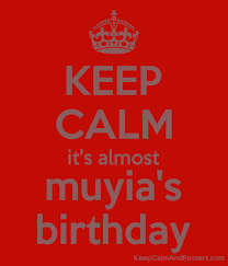 Free Birthday Posters Keep Calm Its Almost Muyias Birthday Keep Calm And Posters