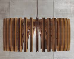 modern pendant chandelier lighting. Wood Pendant Light Modern Chandelier Lighting Hanging Dining Lamp Ceiling Fixture D
