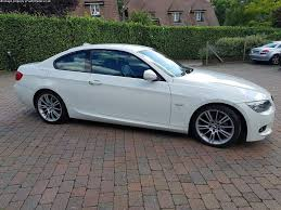 Coupe Series 320i bmw coupe : BMW M sport 320i Coupe Alpine White - 2010(60reg) | in Barnet ...