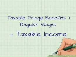 wisconsin wage calculator 4 ways to calculate fringe benefits wikihow