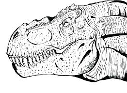 Realistic Dinosaur Bones Coloring Pages Coloring Pages Best