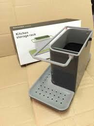 Kitchen Stylish Design Provides Organized Storage For A Variety Of