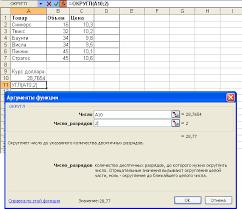 Реферат Мастер функций и мастер диаграмм в табличном процессоре  Мастер функций и мастер диаграмм в табличном процессоре excel