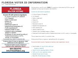 Id alert Law Voter Florida's Confusing Countable -