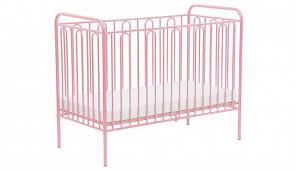 <b>Кроватка Polini</b> Vintage 110 металлическая, розовый купить на ...