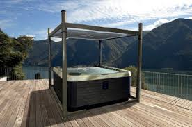 covana evolution hot tub cover with mural zen screen covana evolution hot tub cover with mural zen screen