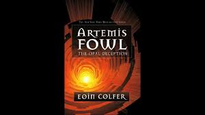 the opal deception artemis fowl 4 eoin colfer audiobook