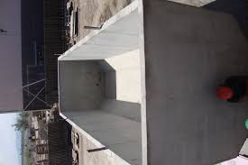 A: Colorado Precast Concrete has changed fiberglass specifications to  concrete. We also redesigned a concrete tank with Helix fibers instead of  using rebar.