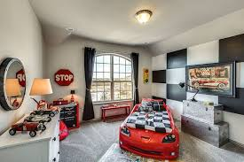 Car Bedroom Ideas For Boys