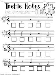 No Prep Music Worksheets for Summer – The Bulletin Board Lady