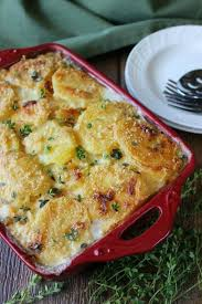 dairy free scalloped potatoes recipe