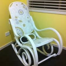 i am picking up an old rocking chair on friday that looks just like this bentwood