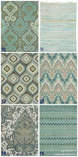 lovely blue green area rug combine with remodelaholic and rugs youll love striped to apply for interior design coloredlovely home decor elegant high