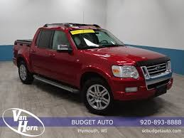 2008 Ford Explorer Sport Trac Limited Plymouth WI 28586699
