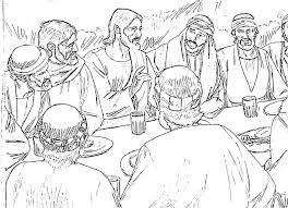The Last Supper And Other Bible