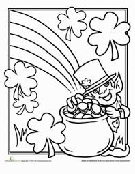 The coloring pages are printable and can be used in the classroom or at home. 12 St Patrick S Day Printable Coloring Pages For Adults Kids Everythingetsy Com