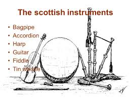 This lightweight effective instrument is commonly seen today in traditional irish music groups. Scottish Music By David Wuthier The Scottish Instruments Bagpipe Accordion Harp Guitar Fiddle Tin Whistle Ppt Download